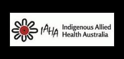 IAHA Logo